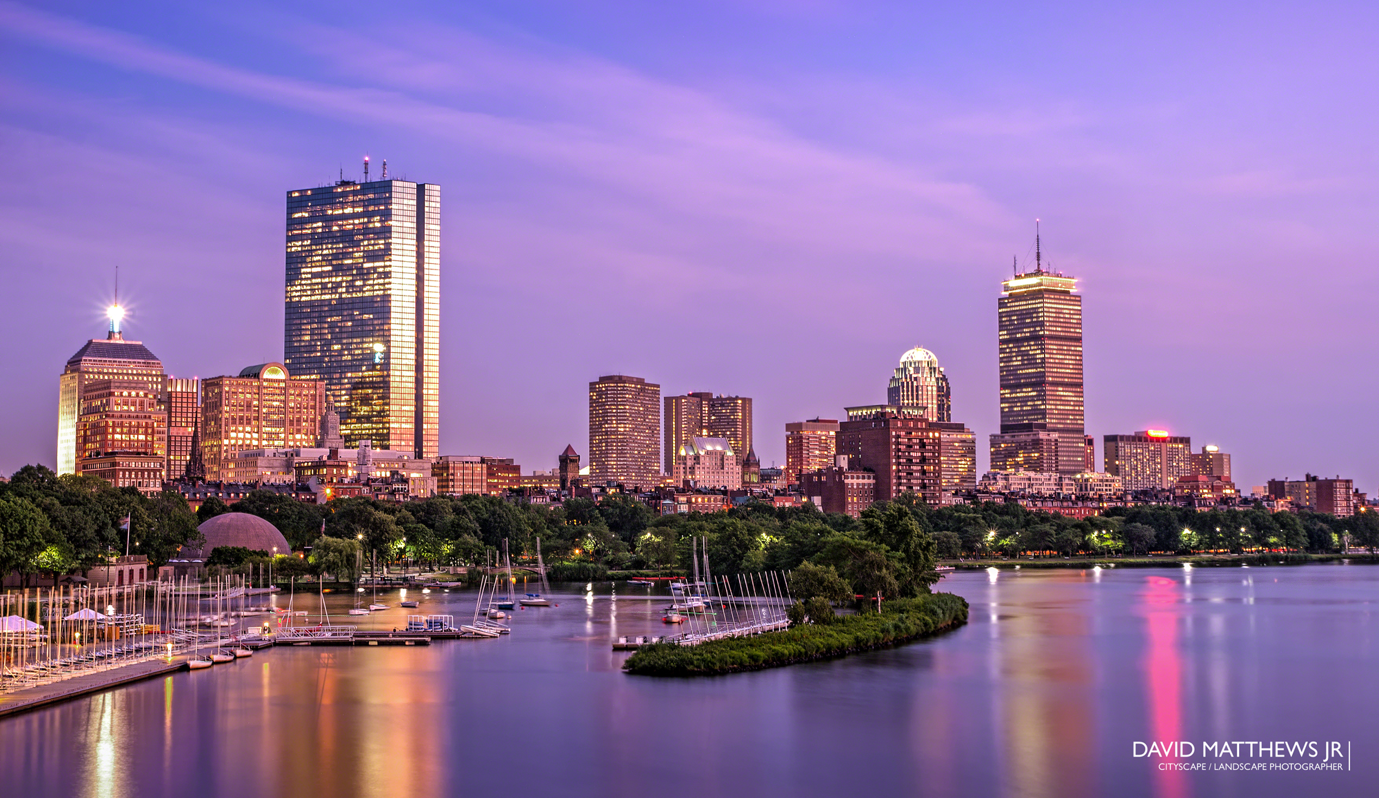 Best Colleges In Boston >> 5 Great Spots to Shoot the Boston Skyline | Camayah Photography